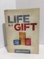 Joel Osteen Life is a Gift CD/DVD Resource