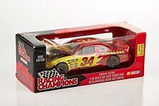 -1/18 Racing Champions 1996 Nascar #34 Royal Oak charcoal  car