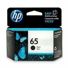 HP 65 Cartouche d'encre d'origine noir (N9K02AN)
