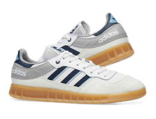 bnib ADIDAS LIGA OG UK 7.5 White / Navy / Sky with gum sole CQ2759