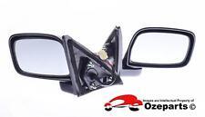 GENUINE Pair of LH+RH Door Mirror (Electric) For Toyota Starlet EP91 1996~1999