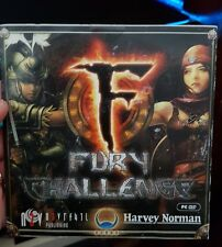 Harvey Norman Fury challenge - PC GAME - FREE POST