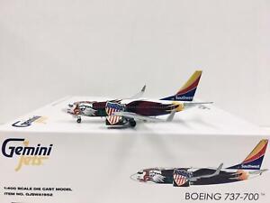 Gemini Jets 1:400 Southwest Airlines BOEING 737-700 N918WN GJSWA1952