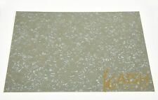 Aged Pearl 3 Ply Blank Pickguard Scratch Plate Material Sheet 290x430(mm)
