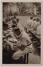 BUND DER DEUTSCHEN / DEUTSCHER TURNERVERBAND Arbeitslager * AK um 1930 Gay Int