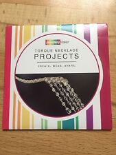 Torque Necklace Tutorial DVD By Jewellery Maker - Wire Work Tutorial - DVD