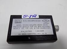 BETA CALIBRATORS PRESSURE MODULE 0-15 PSIG  910303
