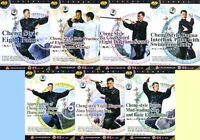 Traditional Cheng Style Bagua ( Ba Gua Zhang ) Series by Liu Jingru 7DVDs