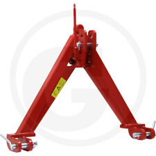 More details for quick hitch tractor a frame cat 2 rear linkage 1400kg  system low as £120+vat