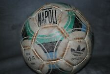Ancien Ballon Ball : TANGO NAPOLI Officiel FIFA FOOTBALL SOCCER ANNÉES 80 RARE