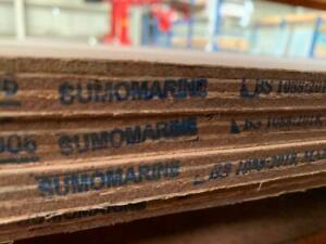 12mm marine Plywood 8 x 4