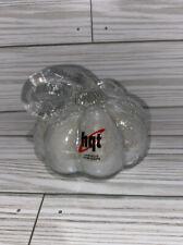 VERY BEAUTIFUL HQT White  PUMPKIN GLASS