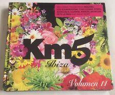 Km5 Ibiza Volumen 11 Music Cd 2 Disc Set.