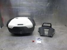 Hepco & Becker Journey maleta platina 610.085 negro-blanco