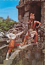 BG21262 hanoman dan rahwana dalam tari ramayana jawa tengah indonesia