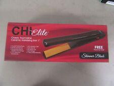 New Chi Elite Shimmer Black Styler