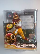 2012 MCFARLANE TOYS  ROBERT GRIFFIN III REDS SKINS SERIES #31  NFL FOOTBALL
