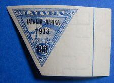 1933 LATVIA 100S SCOTT# C13 MICHEL # 224 UNUSED                          CS40065