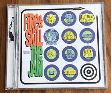 THE JAM - FIRE & SKILL CD