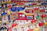 PANINI Russia 2018 World Cup 18 - Swiss Gold Edition 92 Update Stickers