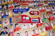 PANINI Russia 2018 World Cup 18 - Swiss Gold Edition 92 Update Stickers IN STOCK