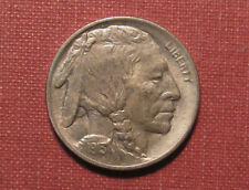1913 T1 BUFFALO NICKEL - SOLID AU DETAILS, EXCELLENT CONDITION!