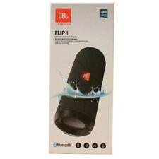 JBL Flip 4 schwarz portabler Lautsprecher IPX7 Bluetooth 2x8W NEU