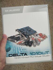 M-Audio Delta PCI (DELTA 1010LT) Sound Card
