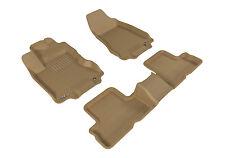$$$ 3-Dimension TPO Gummi - Fußmatten für Nissan X-Trail T31 + Gummimatten + NEU
