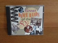 JAZZ COMPILATION : GREAT DANCE BAND OF THE 50's : CD Album : C5LCD 600