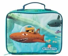 Octonauts Insulated Lunch Bag Kids Snack Bag Children Packed Lunch Box Submarine