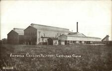 Loveland CO Empson's Canning Factory c1910 Postcard