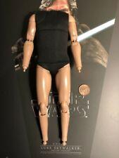 Hot Toys Star Wars TLJ Luke Skywalker MMS458 Nude Body loose 1/6th scale