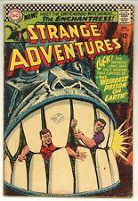 Strange Adventures 187 intro/origin Enchantress! 1966 DC Comics (j#6113)