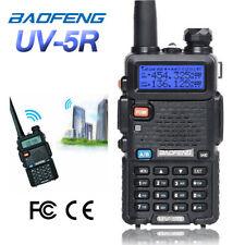 BaoFeng UV-5R 136-174/400-520Mhz VHF/UHF Dual Band Radio Transceptor + Headset
