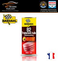 BARDAHL B2 Traitement Huile Entretien Moteur Réf:1010 400ML Qualité PRO !