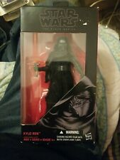 Star Wars The Black Series 6? Kylo Ren 03 TFA Figure MISB