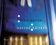 Fotografiks : Design by David Carson by Philip B. Meggs and David Carson...