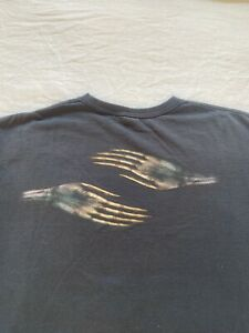 Vintage Tool 'Salival Hands' Tour T-Shirt - Anvil Size XL