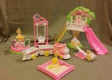 Barbie *Kelly Playground Playset 1997 #67728-91 MINT!