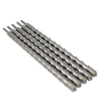 LONG 450mm SDS PLUS MASONRY DRILL BIT 25mm TUNGSTEN CARBIDE TIP CONCRETE BRICK