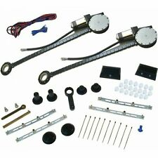 1962-74 Mopar B & E Body Power Window Kit 12 volt Door Parts Accessories Custom