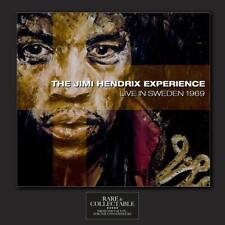 THE JIMI HENDRIX EXPERIENCE - LIVE IN SWEDEN 1969 2 CD ALBUM NEW (21ST FEB)