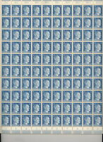 Stamp Germany Mi 791 Sc 516 Sheet 1941 WWII Fascism War Era Hitler German MNH F