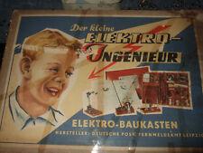 Der kleine Elektro-Ingenieur Elektro-Baukasten Hersteller Deutsche Post