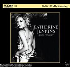 "Katherine Jenkins ""From the Heart"" Japan K2HD 100KHz / 24bit K2 Mastering CD New"