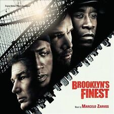 So-Brooklyn`S Finest-Music By Marco Zarvos  CD NEW