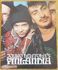 JOUKO LEHTOLA - FINLANDIA - 2004 1ST EDITION - FINE IN SHRINKWRAP - PARR 3