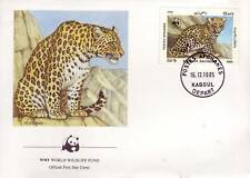 653+ FDC ENVELOPPE 1erJOUR ANIMAUX SAUVAGES AFGHANISTAN