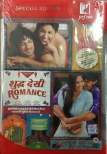Shuddh Desi Romance - Official 2-Disc Special Edition ALL/0 Subtitles